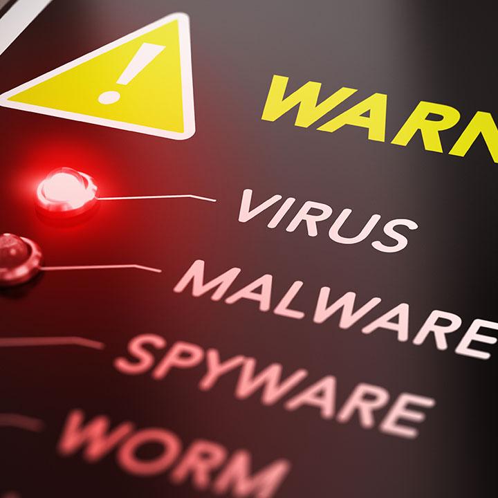 コンピューターウイルスの脅威
